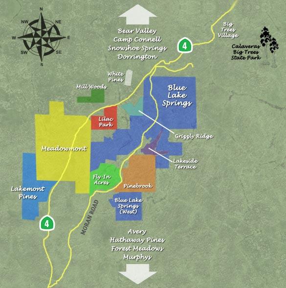 Arnold Ca Map Need A Map Of The Arnold California Area Cedar